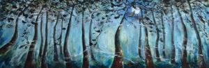 arbres-bleu-paysage-nature-contreplongé